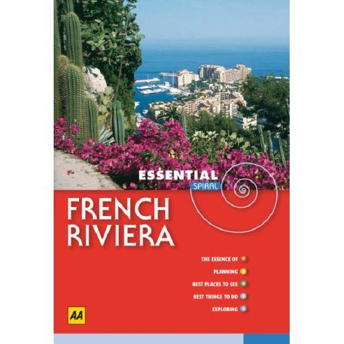 French Riviera (AA Essential Spiral Guides)