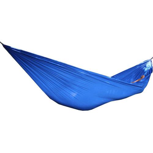 Single Person Ultralight Outdoor Hammock Camping Travel Hammocks 90*230 CM-Blue