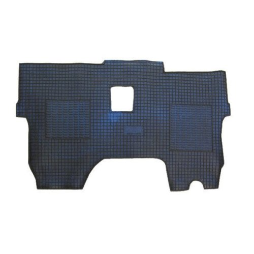 FORD TRANSIT MK6 2000 TO 2006 NEW FRONT FLOOR RUBBER SHAPED MAT