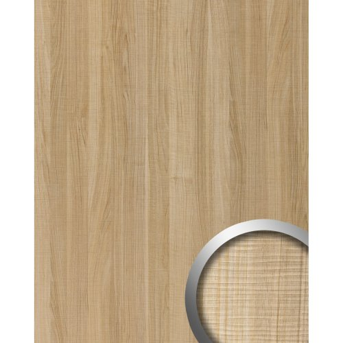 WallFace 19029 MAPLE ALPINE adhesive wall panel wood look light brown 2.6 sqm