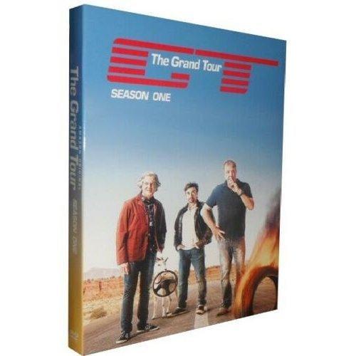 The GRAND TOUR Season 1 - Jeremy Clarkson, Richard Hammond, James May