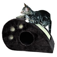 Trixie 4358 Topi Scratching Mouse 45 Ã - 30cm Brown - 30cm Cat Kitten -  trixie topi scratching 4358 mouse 45 30 cm cat kitten brown