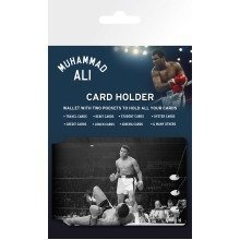 Muhammad Ali Outwit Travel Pass Card Holder