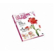 Elf957004 - Josephin - Les Fleurs En Papier - Majestic Lily