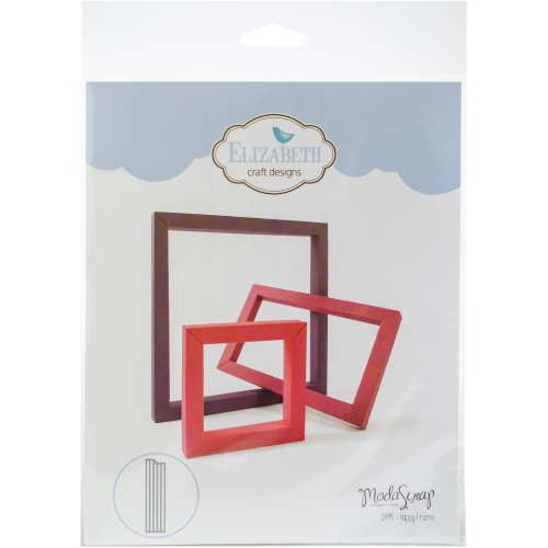 Elizabeth Craft Metal Die-Happy Frame