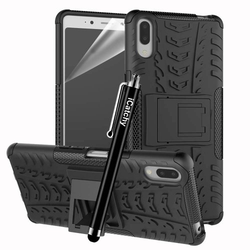 For Sony Xperia L3 Shockproof Hybrid Phone Case
