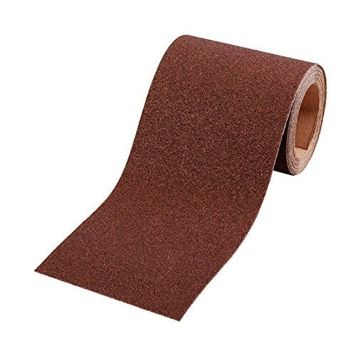 kwb sanding paper roll, corundum, for metal and wood, 93mm x 5m, 8177-18