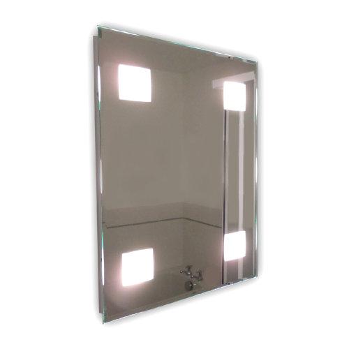 Snaresbrook Rectangular LED Mirror