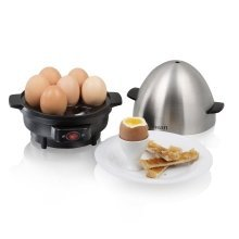 Swan Egg Boiler and Poacher 350W Stainless Steel Lid (SF21020N)