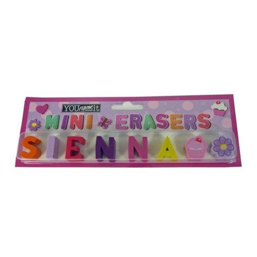 Childrens Mini Erasers - Sienna