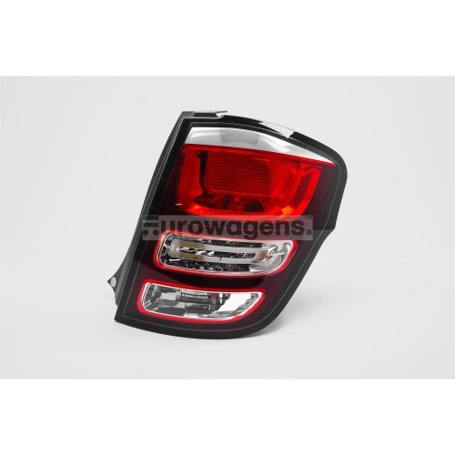 Rear light right Citroen C3 13-16