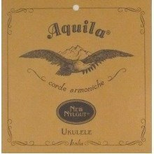 Aquila 4u New Nylgut Regular C Tuning Soprano Ukulele Strings