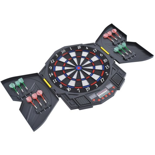 Homcom 27 Game Dart Board Set