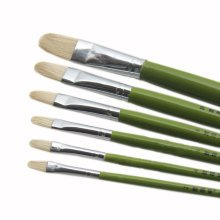 Watercolor Paintbrushes Acrylic Painting Brush Sets Painting Tools,5-Piece(G186)