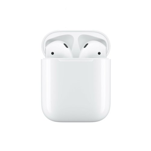 Wireless Earbuds With Wireless Charging Case