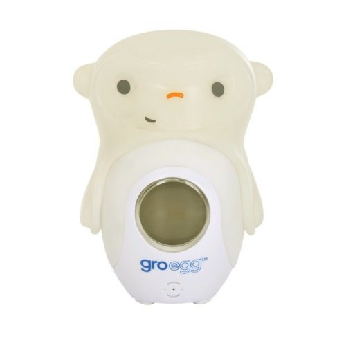 Gro-egg Shell Thermometer Mikey the Monkey