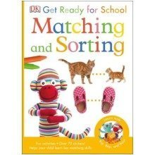 Get Ready for School Matching and Sorting