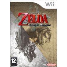 Wii - The Legend of Zelda: Twilight Princess (Wii)