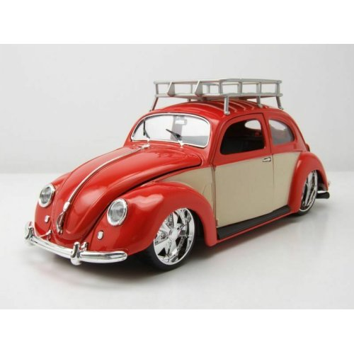 Design 1:18 1951 Volkswagen Beetle Diecast Car