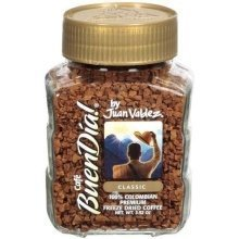 Cafe Buen Dia Colombiano By Juan Valdez | Classic 100% Colombian Coffee 100g