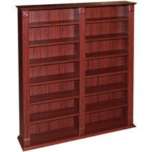 REGENCY - 700 CD / 280 DVD / Blu-ray / Media Storage Shelves Extra Large Unit
