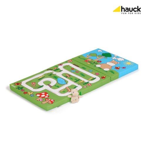 Hauck Sleeper (60x120) - Hippo Green