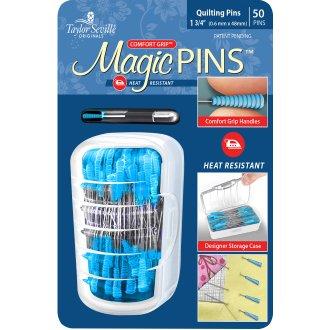 Taylor Seville Magic Pins-50/Pkg