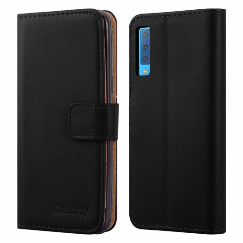For Galaxy A7 2018 Wallet Flip Stand Case Cover