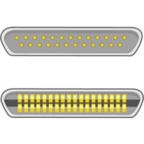 Capture PC-102 PC-102 Centronics Parallel Cab PC-102