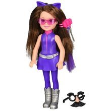 Barbie Spy Squad Junior Doll - Blue
