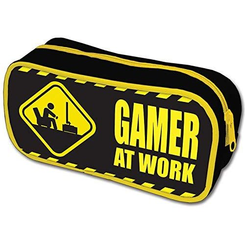 GAMER AT WORK Unfilled Pencil Case