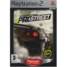 Need For Speed Prostreet Platinum (PS2)