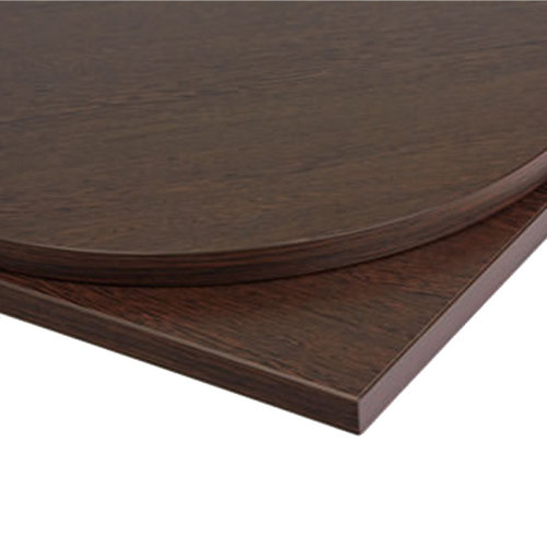 Taybon Laminate Table Top - Wenge Rectangular - 1000x600mm