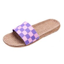 Ladies House Slippers Casual Slipper Indoor & outdoor Anti-Slip Shoes NO.10