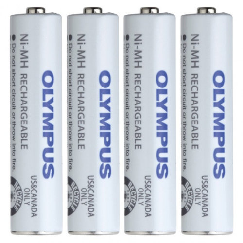 Olympus BR-404 Nickel Metal Hydride 750mAh 1.2V rechargeable battery