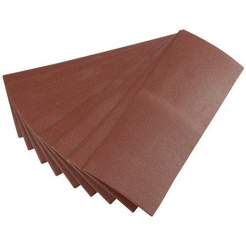 Draper 59467 Ten 232 x 92mm 120Grit Aluminium Oxide Sanding Sheets