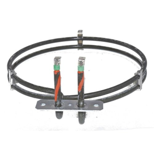 De Deitrich Replacement Fan Oven Cooker Heating Element (2500w) (2 Turns)