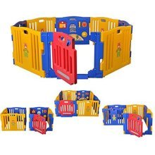 Star Ibaby Baby Play Twin Park–XXL, 8Pieces
