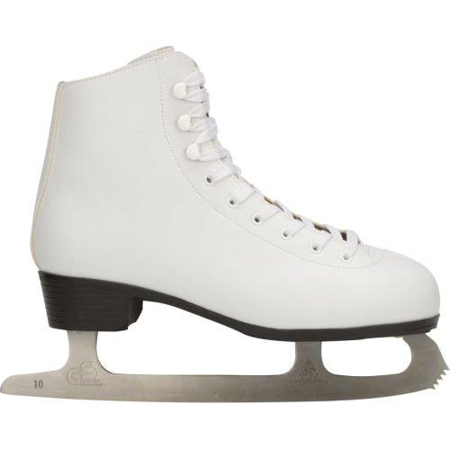 Nijdam Women's Figure Skates Classic Size 36 Ice Skating Boots 0034-UNI-36