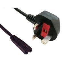 Sandberg 230v Cable Uk 2 Pins, 1.8 M