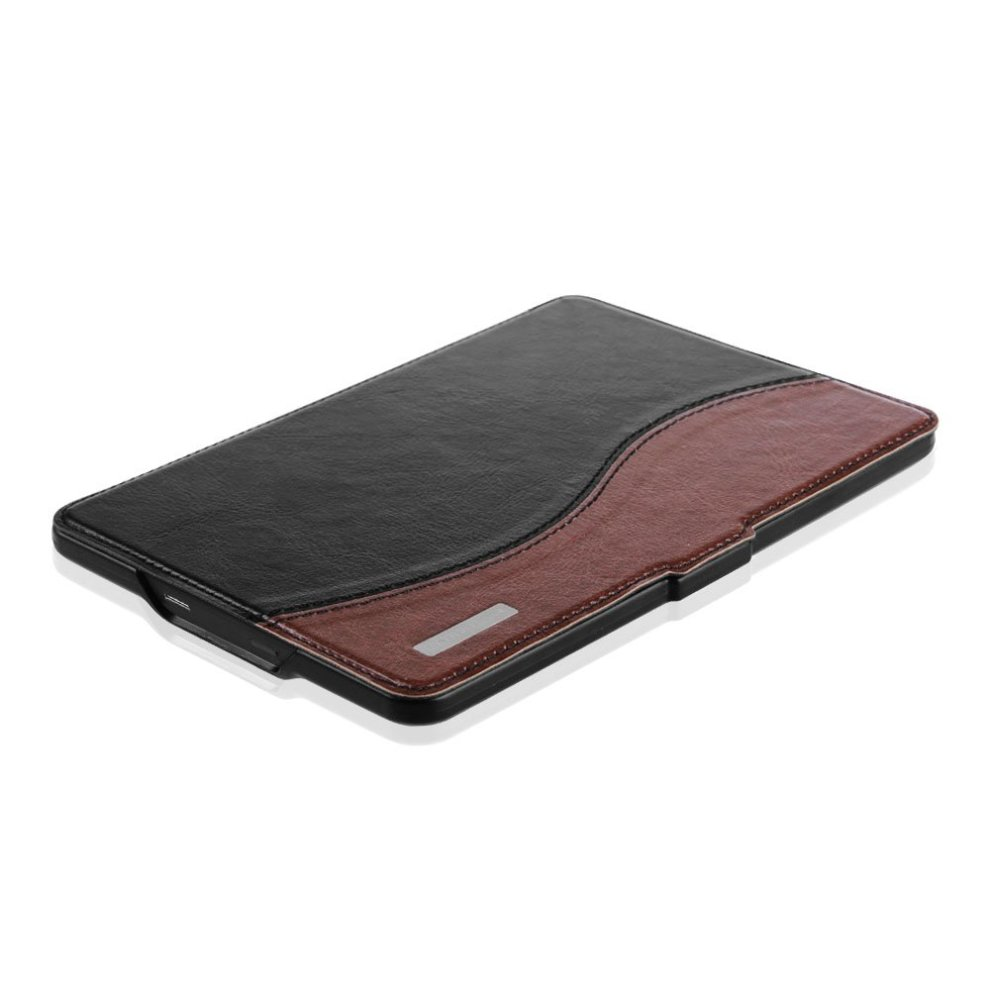 Fintie SmartShell Case for Kindle Paperwhite, Dual Color on