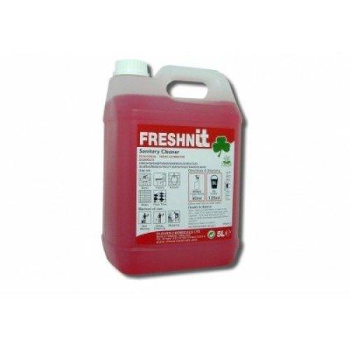 Freshnit pH Neutral Sanitary Toilet And Bathroom Cleaner (5L).