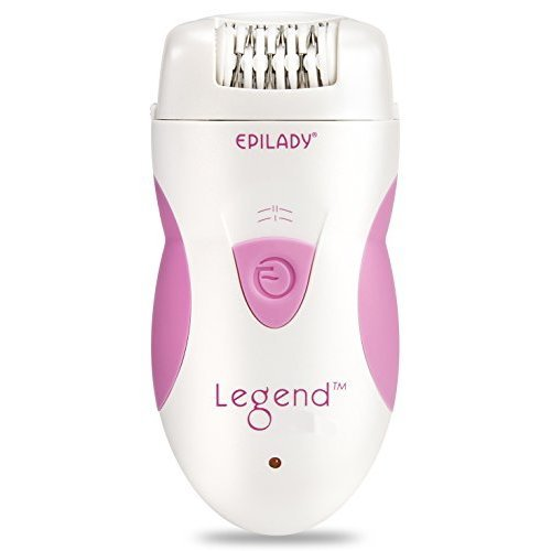 Epilady Legend Special Edition Pink Rechargeable Epilator
