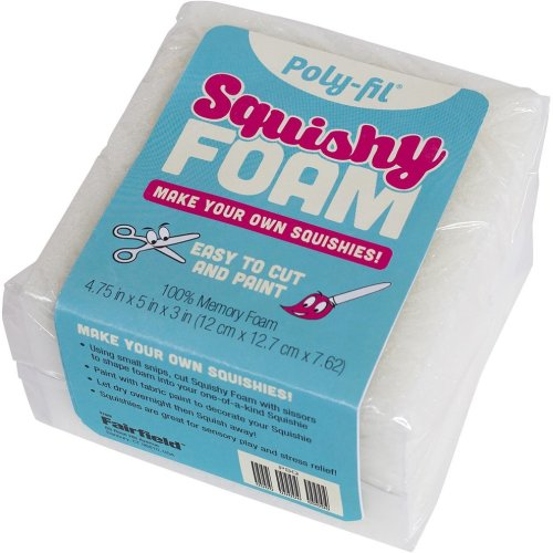 Fairfield Poly-Fil Squishy Foam