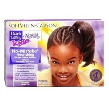 Beautiful Beginnings No Lye Children's Relaxer for Fine Hair
