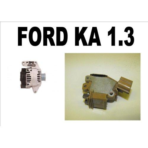 FORD KA 1.3 HATCHBACK BOX 2002 - 08 NEW ALTERNATOR REGULATOR
