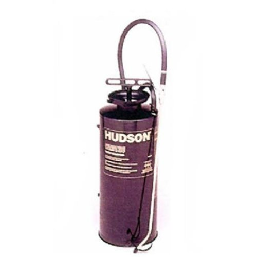 Hudson 96303E Commando Galvanized Steel Sprayer - 2.5 Gallon