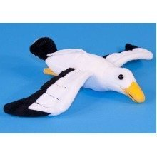 Dowman Seagull Soft Toy 23cm