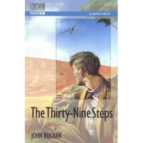 The Thirty-nine Steps (Longman Fiction S.)