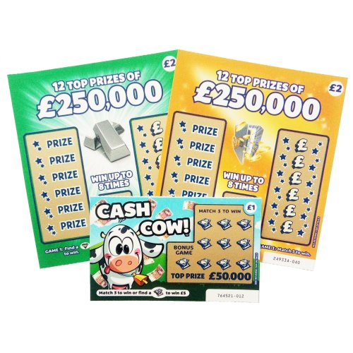 Buy fake scratch cards